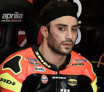Andrea Iannone annual salary earnings 2020