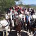 9ª Cavalgada do Bar do Batata, no município de Mairi