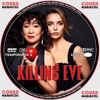 GALLETA KILLING EVE 2019 T2