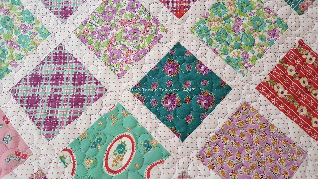 Wasatch Digital Quilting Designs : The Cottage Mama Prim & Proper collection