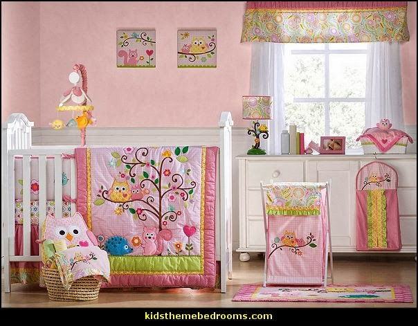 Decorating theme bedrooms - Maries Manor: Owl bedding