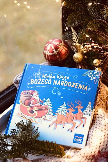 Magdalena Marczewska, Wielka księga Bożego Narodzenia