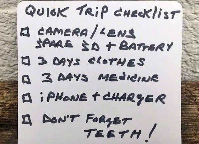 checklist, Japan, travel, packing