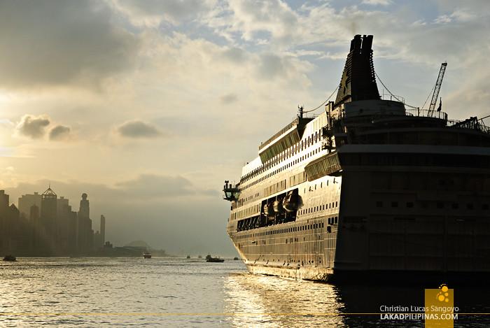 Star Cruises in Hong Kong