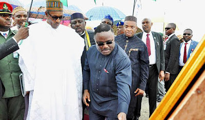 Gov Ben Ayade: Why I Am In Love With Pres. Buhari