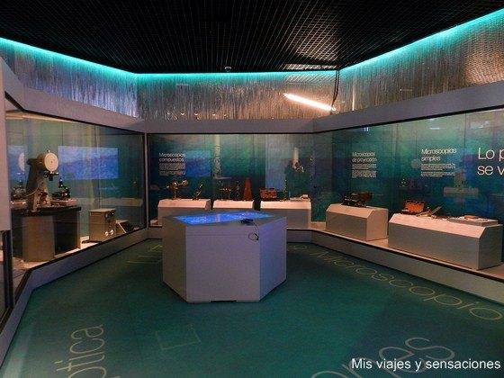 Museo Nacional de Ciencia y Teconología, Alcobendas