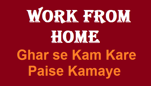 Work From Home Jobs India Hindi