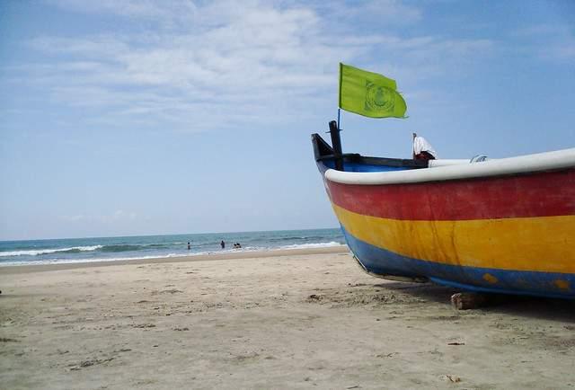First in Goa
