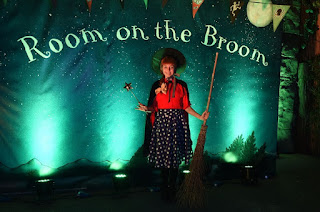 Room on the Broom Spooky Story Time at Chessington World of Adventures Resort