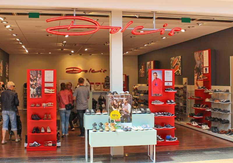 Dolcis Shoe Shop Liverpool