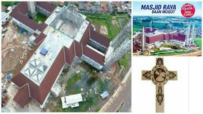 "Benarkah Masjid Raya yang Dibangun Ahok ""Masjid Dhirar""?"