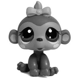 LPS Monkey V3 Pets