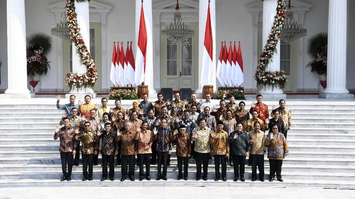 Reshuffle Tak Ada Kejelasan, Pengamat Politik: Gegara Jokowi Mau Ganti Banyak Menteri