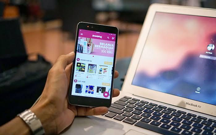 Cara Download Gambar di Bukalapak via Hp dan PC