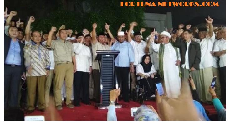 """#2019PrabowoPresidenRI: """"Ini Adalah Kemenangan Rakyat Indonesia, Saya Akan Jadi Presiden Untuk Rakyat Indonesia"""""""