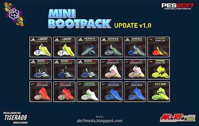 Mini Bootpack Update 2021 V1.0