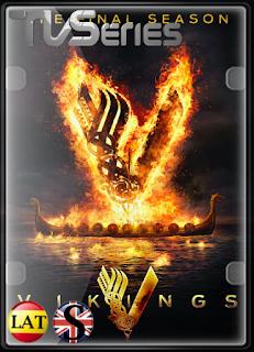Vikingos (TEMPORADA 6) HD 1080P LATINO/ESPAÑOL/INGLES