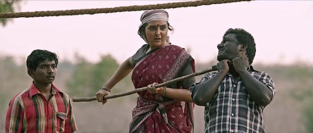Asuran 2019 UnCut Hindi Dubbed 720p HDRip