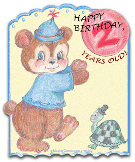 Image result for images of a birthday wishes for 2 years old