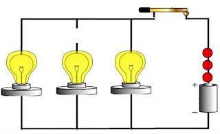 rangkaian paralel listrik