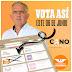 Este 6 de Junio Vota por El Cano González en Navojoa