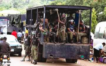 Ekiti Governorship Election Holds Amid Tight Security