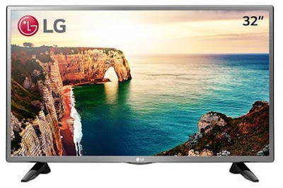 "Foto da Smart TV LED 32"" LG 32LJ600B 2 HDMI USB"