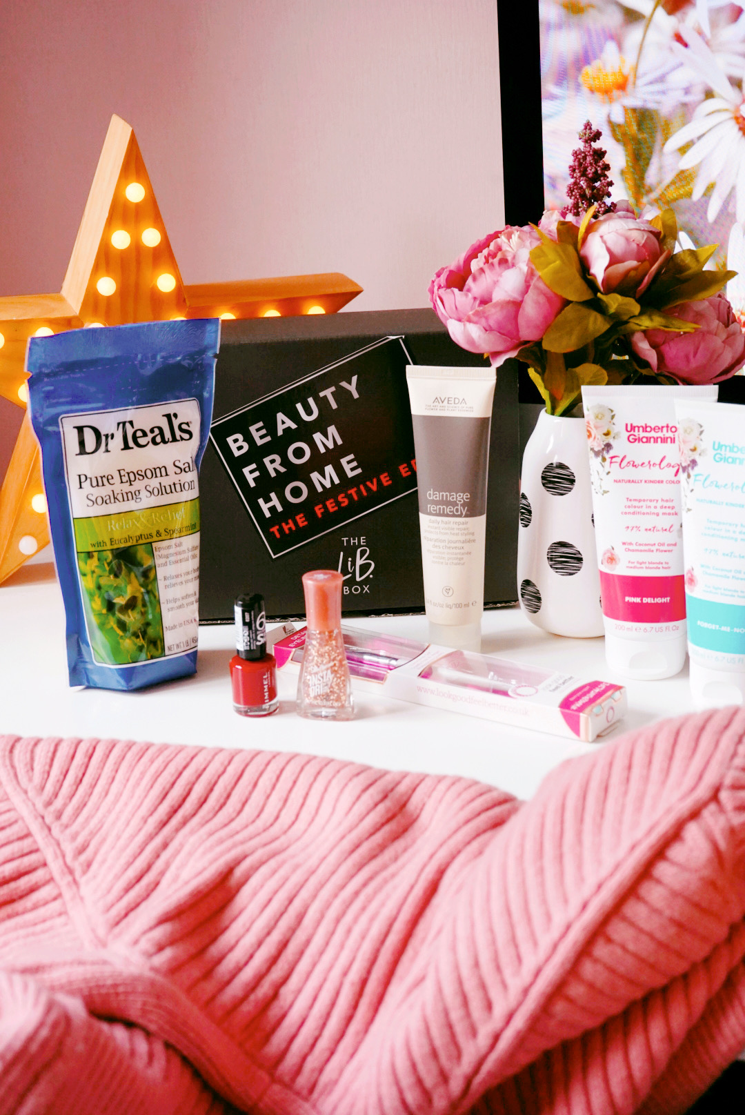 Latest In Beauty Box: December 2020