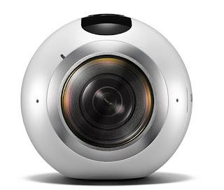 Samsung Gear 360: Με τιμή 350 ευρώ στην Ολλανδία