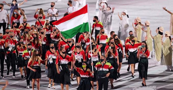 Hétfő este a BOK Csarnokban köszöntik a magyar olimpikonokat