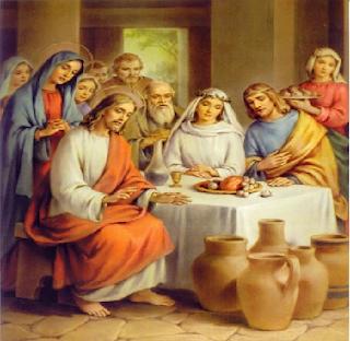 Cantos missa 2º Domingo Comum