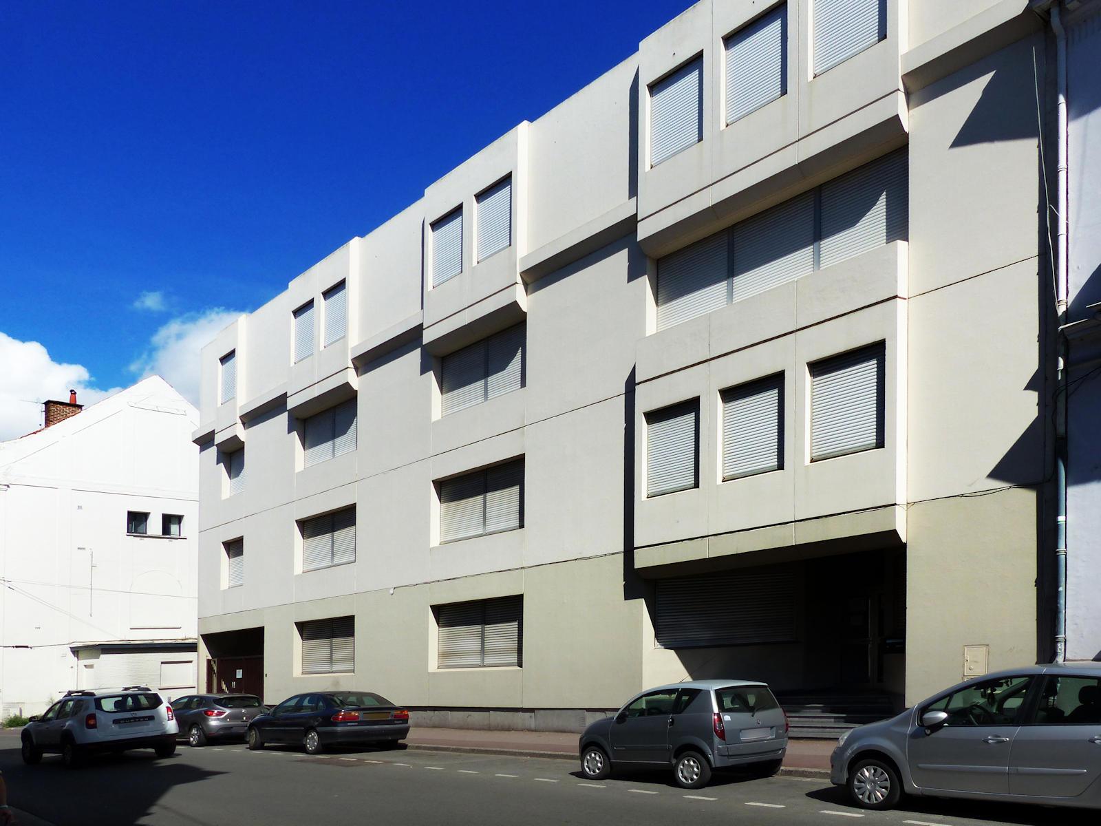 Lycée Gambetta, Tourcoing - Internat