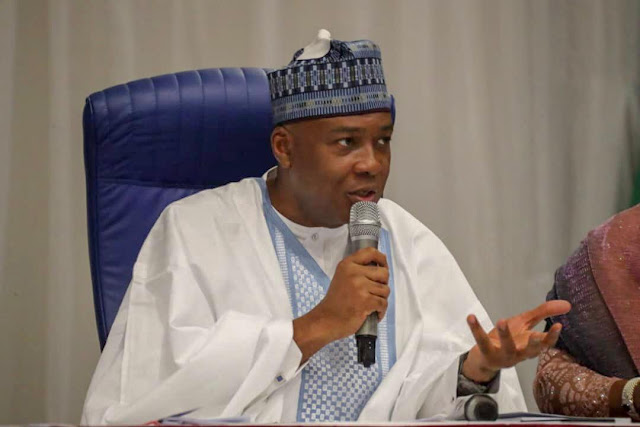 Saraki tells Senate what to do to UNILAG lecturer allegedly caught on camera demanding sex from admission seeker