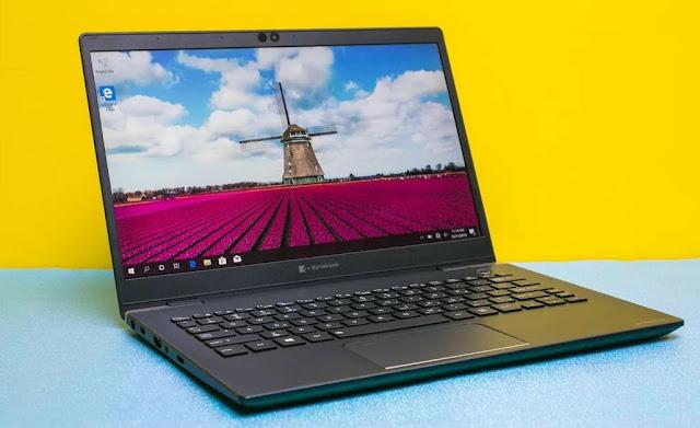 Laptop Dynabook Portege X30L-G 13 Inch Di Klaim Paling Ringan SeDunia