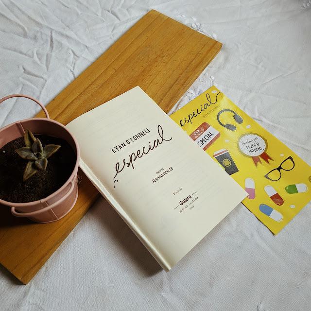 livro especial
