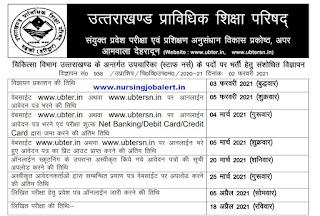 Staff nurse Vacancy Uttrakhand
