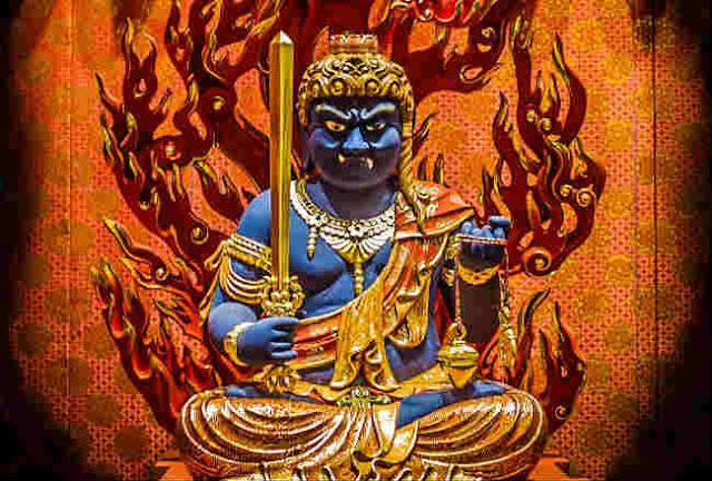 Thần chú Bất Động Minh Vương – Namo Samanto Vajra Nai Ham