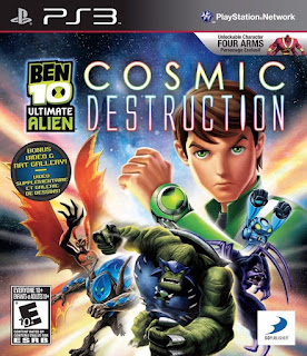 Ben 10 Cosmic Destruction PS3 Torrent
