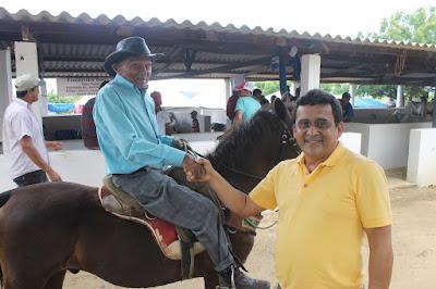 SPP NEWS: Seu Olímpio, vaqueiro do amor, está completando 100 anos ...