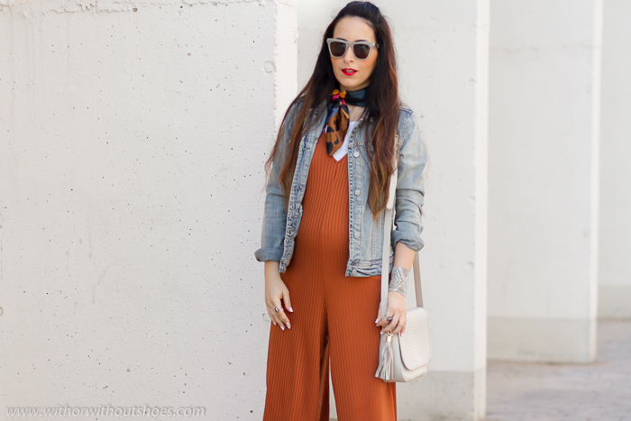 Blog de moda y belleza con ideas trucos para vestir en el embarazo
