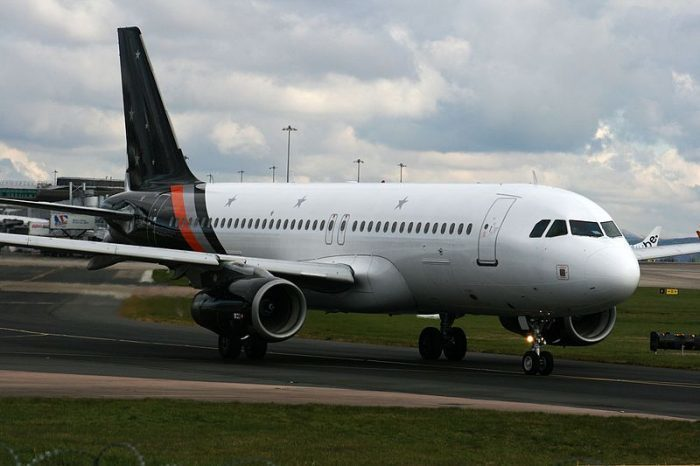 Titan Airways Airbus A321 Engine Stalled And Caught Fire After 'Engineer's Fuel Error'