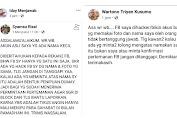 Akun Facebook Syamsurizal dan Wartono Triyan Kusumo Dibajak