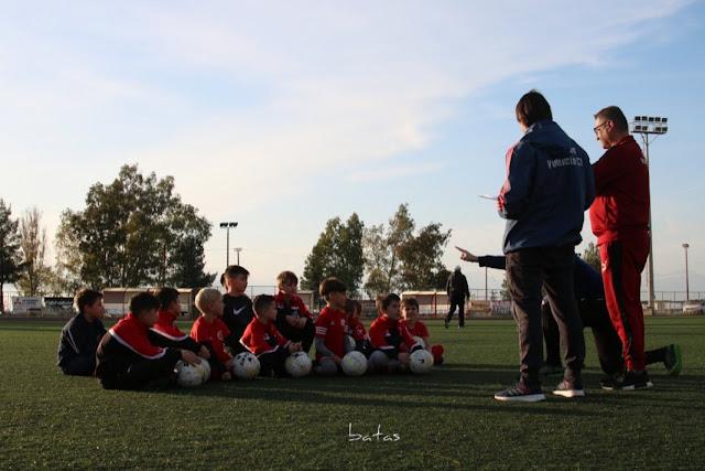 Οι προπονητές του δικτύου GPS SEE / Valencia CF στο Ναύπλιο