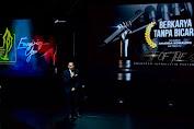 """Amanda Komaling Sabet Juara Best of The Best AJP 2020 Lewat Publikasi """"Berkarya Tanpa Bicara"""""""