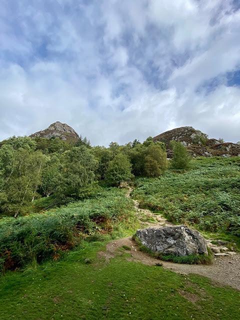Ben A'an, Trossachs National Park, Scotland