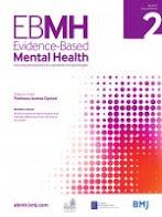Image of Evidence Based Mental Health journal