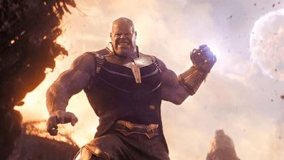 Vingadores e Guardiões da Galáxia vs Thanos vingadores guerra infinita lua