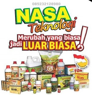 AGEN PUPUK NASA - JUAL PUPUK NASA - SUPPLIER PUPUK NASA DI KOTA KEBUMEN