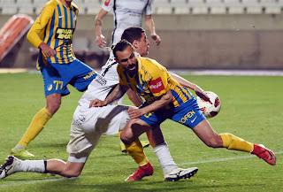 Φωτογραφίες 1ου αγώνα, ημιτελικής φάσης κυπέλλου, ΑΠΟΕΛ 1-0 ΕΝΠ