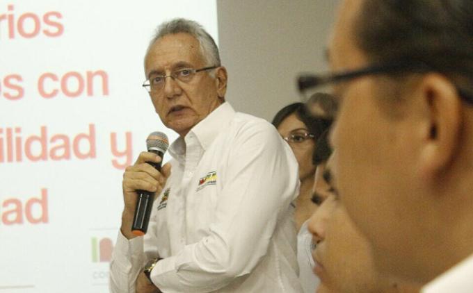 Alcalde de Ibagué, dispuesto a renunciar para garantizar firma de convenios con Mindeporte para terminación de escenarios